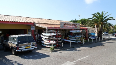 Surfshop Naish Pro Center Leucate