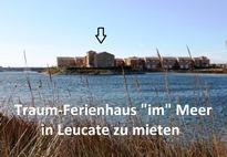 """Traum Ferienhaus """"im"""" Meer in Leucate zu vermieten. http://www.meer-ferienhaus.de/"""