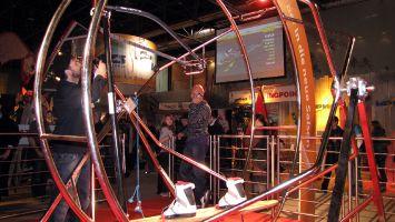 Boot 2011 Frontloop Simulator + Mr. Frontloop