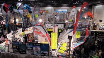 Boot 2011, Surf-Paradies in Halle 2
