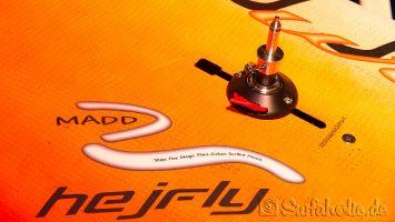 HejFly Mastfuß, Boot Düsseldorf, Messe 2014, Windsurfen Halle 1+2