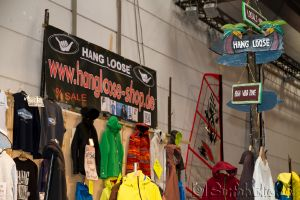 Boot Düsseldorf, Messe 2015, Windsurfen Hang Loose Shop