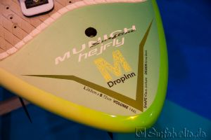 Boot Düsseldorf, Messe 2015, Windsurfen HejFly, Surfline Munich