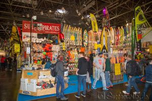 Boot Düsseldorf, Messe 2015, Windsurfen Surf Pirates