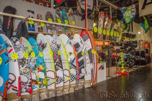 Water-colors.de, F2, Boot Düsseldorf, Windsurfen