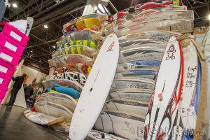 Surf- und Sportshop Schumacher, Boot Düsseldorf, Windsurfen