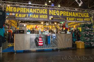WSM Funsport, Boot Düsseldorf, Neopren