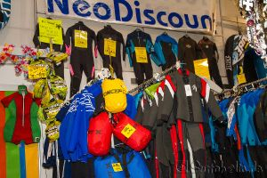 Tuttles Neodiscount, Concept X, Windsurfen