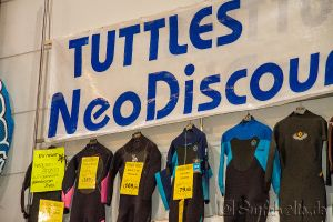 Tuttles Neodiscount, Concept X, Windsurfen