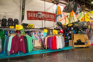 Surfpirates, Boot Düsseldorf, Windsurfen