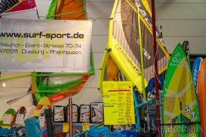 Surf-Sport Rheinhausen, Boot Düsseldorf, Windsurfen