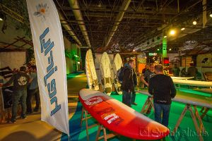 Hejfly, Boot Düsseldorf, Windsurfen Halle 1+2