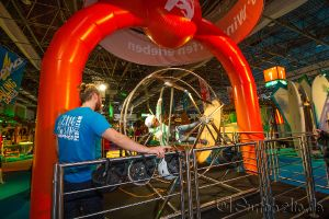Loop Simulator Boot Düsseldorf, Windsurfen Halle 1+2