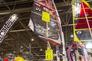 Boot Düsseldorf, Windsurfen Halle 1+2_4