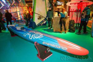 Starboard, Severne, Boot Düsseldorf, Windsurfen