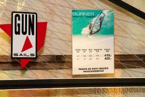 Gun Sails, Boot Düsseldorf, Windsurfen Halle 1+2