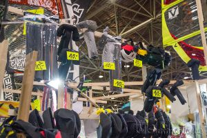Boot Düsseldorf, Windsurfen Halle 1+2_6