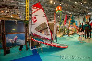 Gun Sails, Messe Boot Düsseldorf 2018