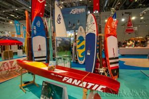 North / Fanatic, Messe Boot Düsseldorf 2018