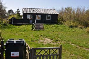 Rømø, kleines Ferienhaus