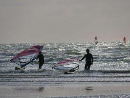 Rømø, Windsurfen