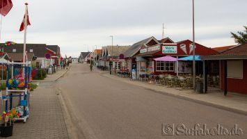 Vejers Strand, Blavand, Daenemark, Windsurfen