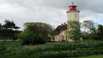 Fehmarn, Leuchtturm Westermarkelsdorf
