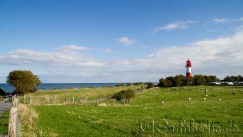 Leuchtturm Falshöft, Nieby, Ostsee