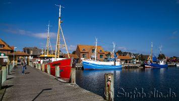 Maasholm Hafen, Ostsee Schlei