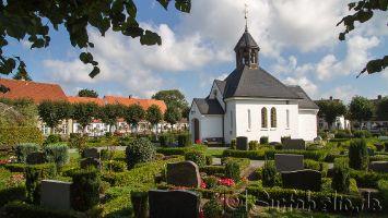 Schleswig Fischerdorf Holm, Ostsee, Schlei