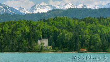 Klösterl Walchensee