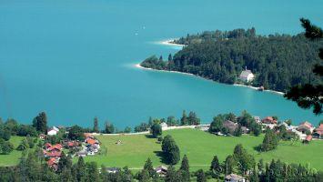 Walchensee, Halbinsel Zwergern