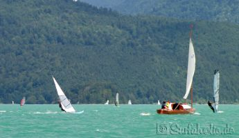 Walchensee, Skippers Meeting