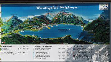 Wanderwege am Walchensee