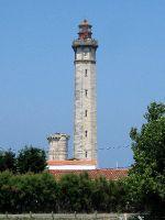 Île de Ré, Leuchtturm Les Baleines