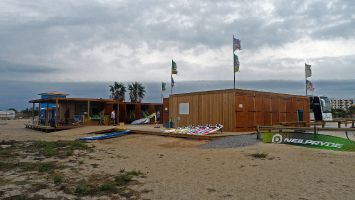UCPA Test Center, Leucate, Eole
