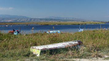 Ile des Pêcheurs. Relaxte Sommerstimmung im Oktober.