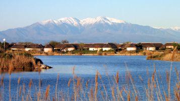 Leucate, Ile des Pêcheurs, Ferienanlage, Canigou_1