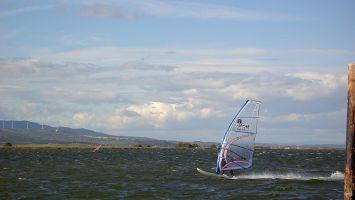 Windsurfing @ Ile des Pêcheurs