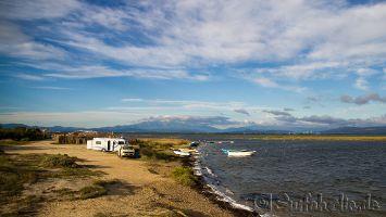 Ile des Pêcheurs, Tramontane