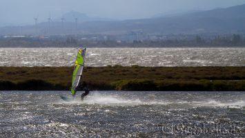 Ile des Pêcheurs, Tramontane 60-80 km/h