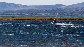 Windsurfen l'Ile des Pecheurs
