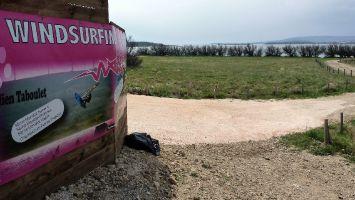 Le Goulet, April 2012
