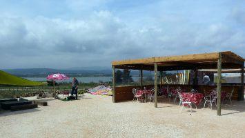 Leucate, Le Goulet, Wesh Center, kitesurfen