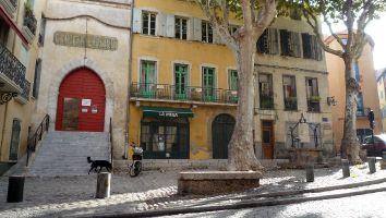 Place à Perpignan