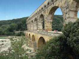 Pont du Gard, Remoulin