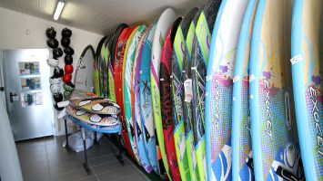 Windsurfing Leucate, Surfshop