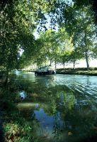 Beziers, Canal du Midi