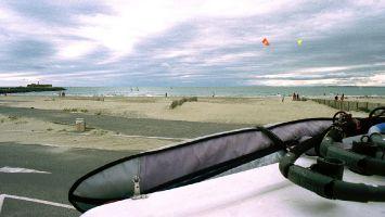 Kitesurfen in Cap d Agde