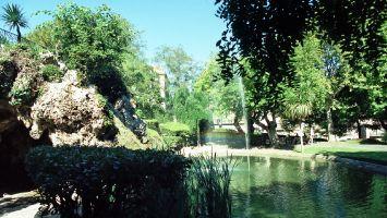 Park in Séte